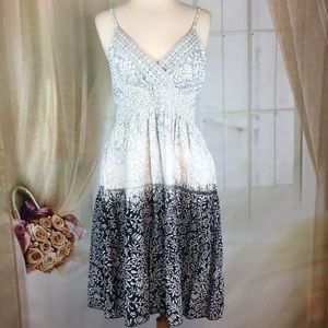 Ocean Breeze Cotton Summer Dress
